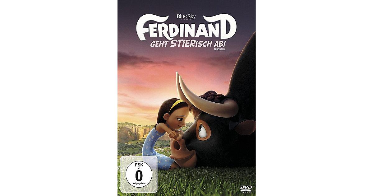 DVD Ferdinand: Geht STIERisch ab!