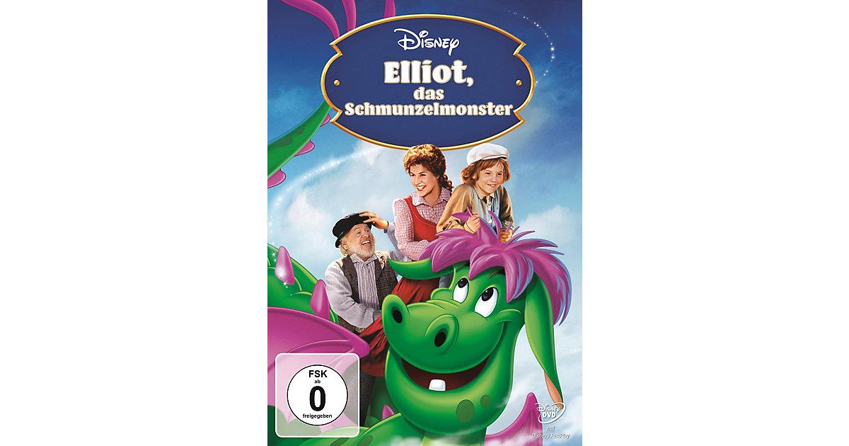 DVD Elliot, das Schmunzelmonster (ohne SC-Brand...
