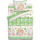 Детское постельное белье 3 предмета Letto, BG-72