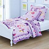 Детское постельное белье 3 предмета Letto, BG-62