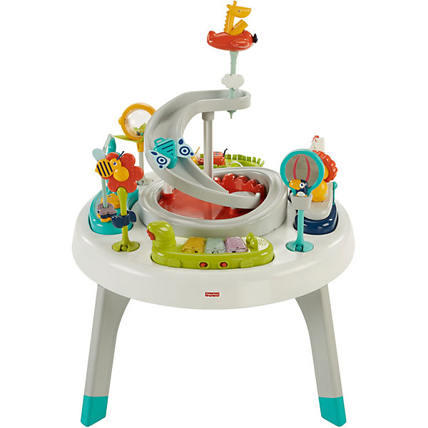 Fisher Price 2 In 1 Activity Spielcenter Fisher Price Mytoys