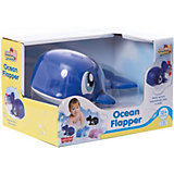 "Игрушка для купания  HAP-P-KID ""Водоплавающие"", синий кит"
