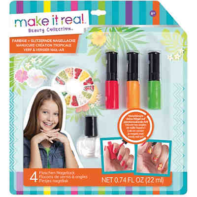 Make it real Nagellacke Tropical