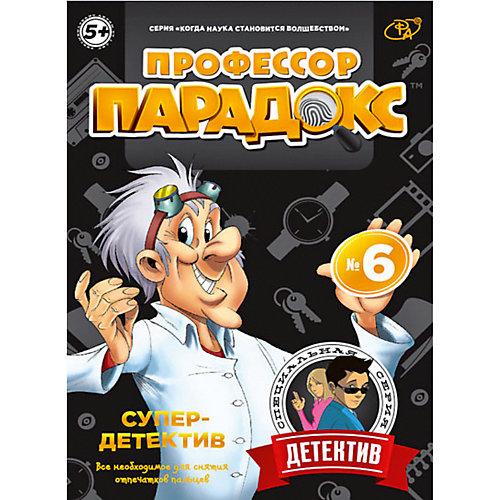 """Игровой набор Профессор Парадокс """"Супердетектив"""" №6 от Профессор Парадокс"""