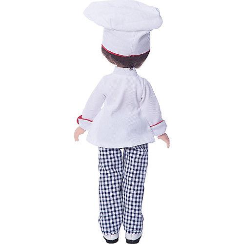 Кукла Paola Reina Карлос повар, 32 см от Paola Reina