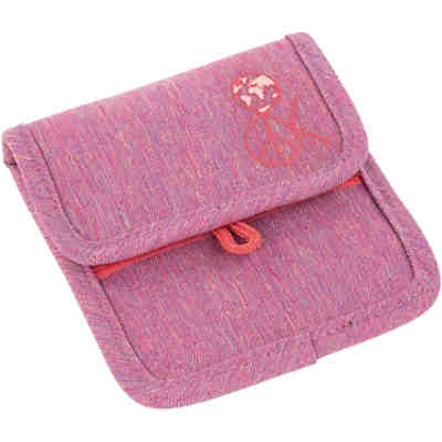 Brustbeutel 4Kids, Mini Neck Pouch, About Friends pink