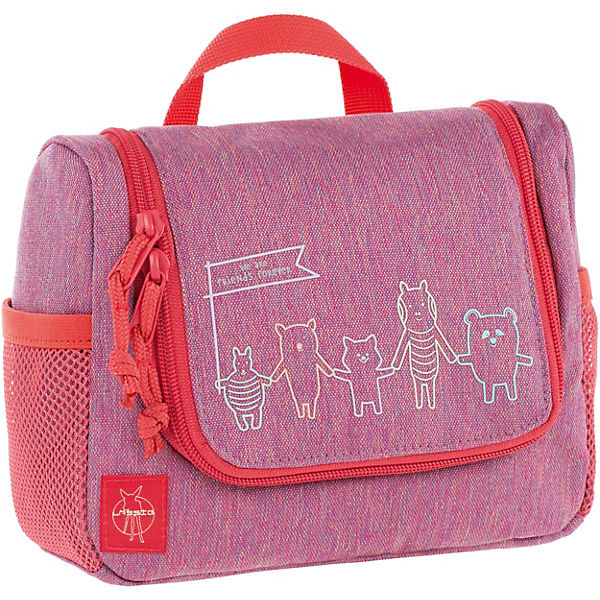 Kulturbeutel 4Kids, Mini Washbag, About Friends pink