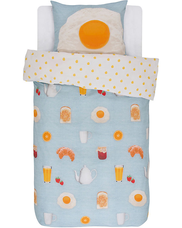 Wende Bettwäsche Sunny Side Up Multi 135 X 200 Cm Covers Co