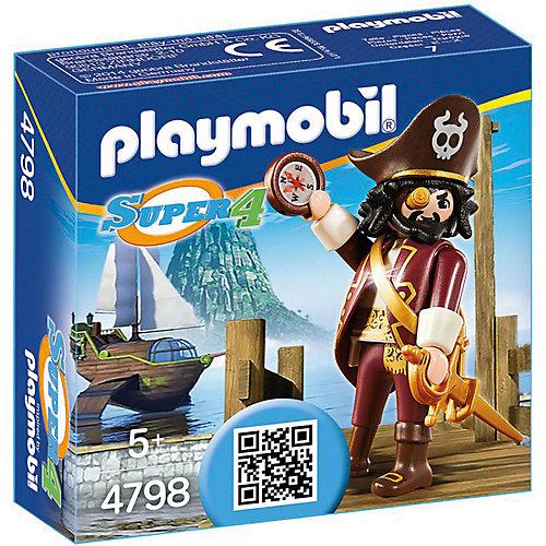 "Конструктор Playmobil ""Супер 4"" Акулья борода от PLAYMOBIL®"