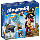 "Конструктор Playmobil ""Супер 4"" Акулья борода"