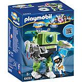 """Конструктор Playmobil """"Супер 4"""" Робот Клеано"""