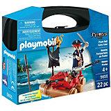 """Конструктор Playmobil """"Возьми с собой"""" Пиратский плот"""