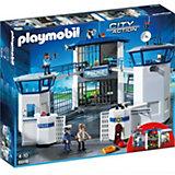 """Конструктор Playmobil """"Полиция"""" Штаб Полиции с Тюрьмой"""