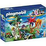 """Конструктор Playmobil """"Супер 4"""" Затерянный остров с Алиен и Хищником"""