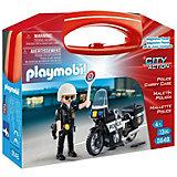 """Конструктор Playmobil """"Возьми с собой"""" Полиция"""