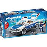 """Конструктор Playmobil """"Полиция"""" Полицейская машина со светом и звуком"""