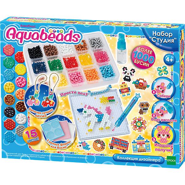 """Набор для творчества Aquabeads """"Коллекция дизайнера"""""""