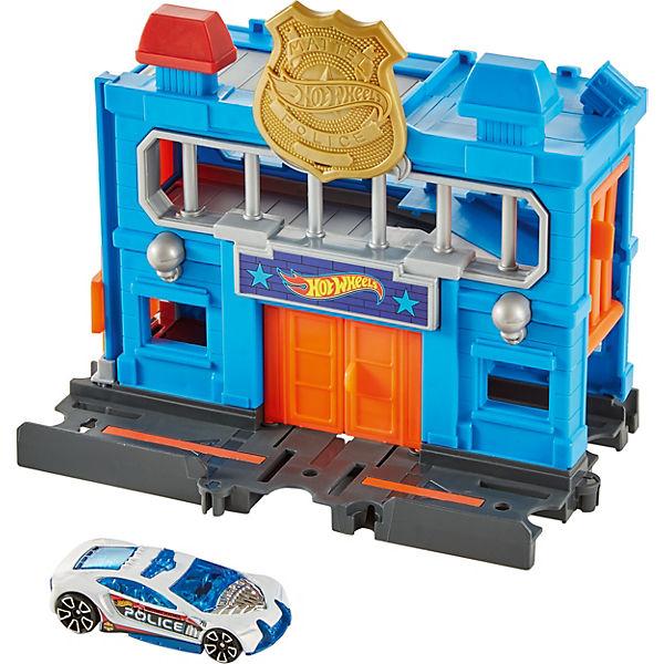 Hot Wheels City Spielset: Gefängnisausbruch Set, Hot Wheels
