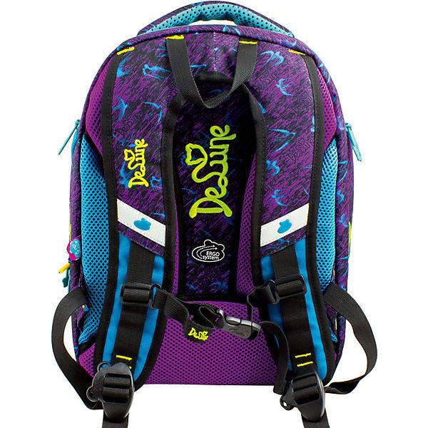 Ранец DeLune 8-104 с мешком для обуви