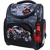 Ранец DeLune 3-162 с мешком для обуви + часы