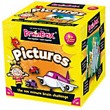 """Настольная игра BrainBox """"Сундучок знаний: Мои первые фотографии"""""""