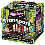 """Настольная игра BrainBox """"Сундучок знаний: Транспорт"""""""