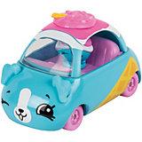 """Игровой набор Moose """"Cutie Car"""" Машинка с мини-фигуркой Shopkins, Sundae Scooter"""