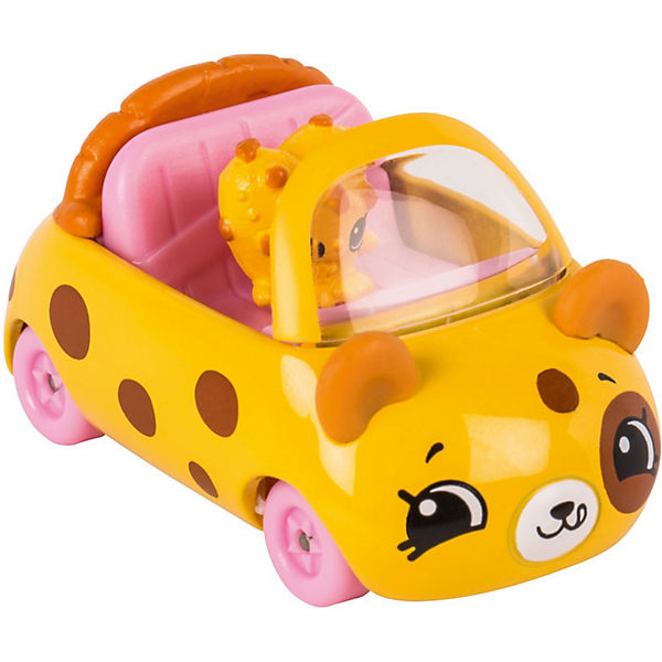 """Игровой набор Moose """"Cutie Car"""" Машинка с мини-фигуркой Shopkins, Choc Chip Racer"""