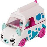 """Игровой набор Moose """"Cutie Car"""" Машинка с мини-фигуркой Shopkins, Milk Moover"""