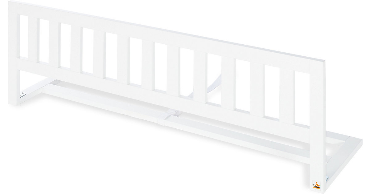 Pinolino · Bettschutzgitter Comfort, weiß lackiert, Länge 120 cm