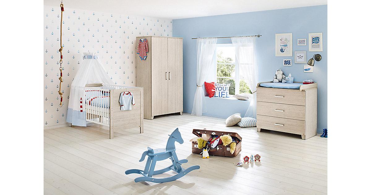 schrank 2 t rig eiche preisvergleich die besten angebote online kaufen. Black Bedroom Furniture Sets. Home Design Ideas