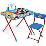 Комплект мебели Nika Kids Marvel Мстители