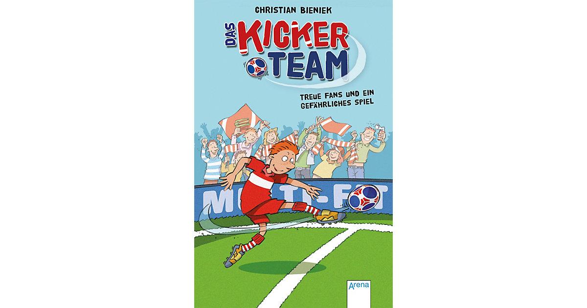 Das Kicker-Team: Treue Fans und ein gefährliche...