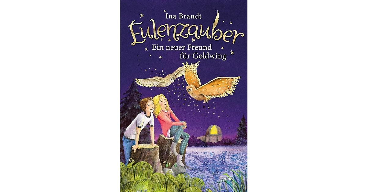 Eulenzauber: Ein neuer Freund Goldwing, Band 8 ...