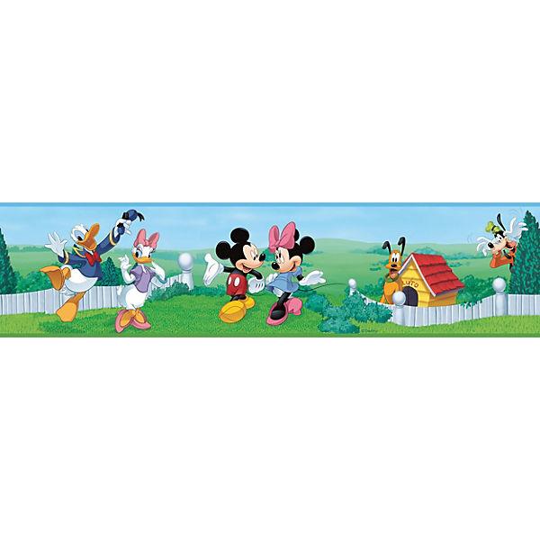 Wandsticker Mickey & Friends Border, 1-tlg., Disney Mickey Mouse & friends