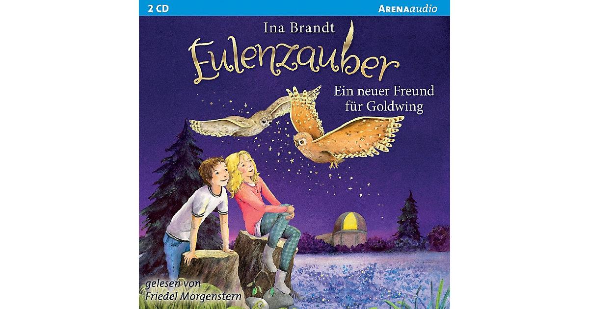 Eulenzauber: Ein neuer Freund Goldwing, 2 Audio...