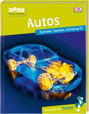 Buch - memo Wissen entdecken: Autos