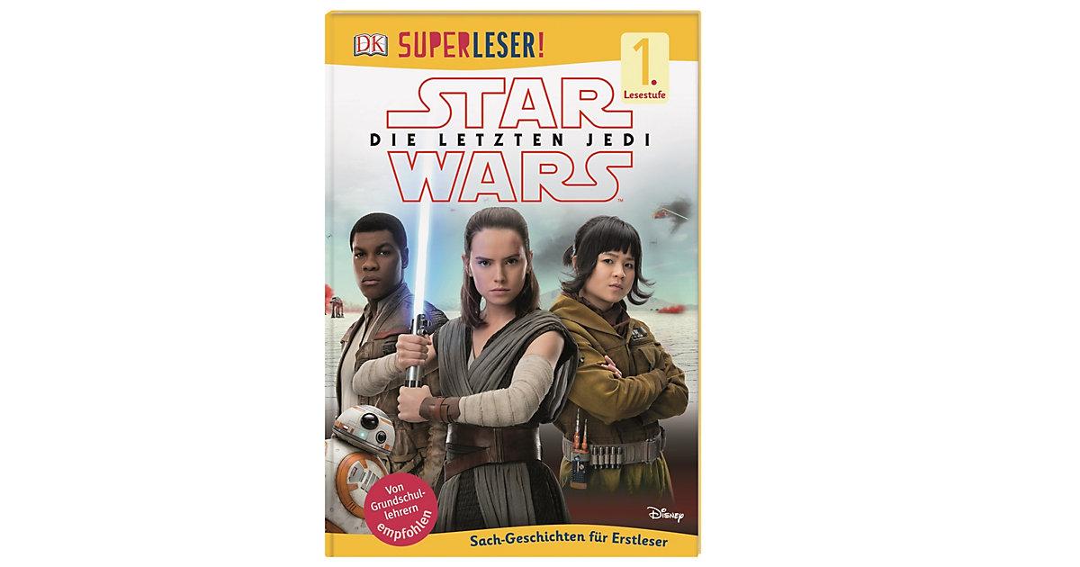 Superleser! Star Wars: Die letzten Jedi, 1. Klasse