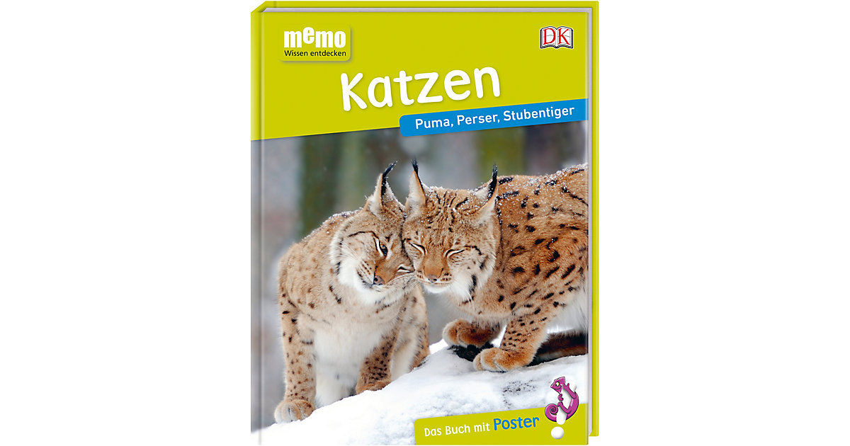 memo Wissen entdecken: Katzen