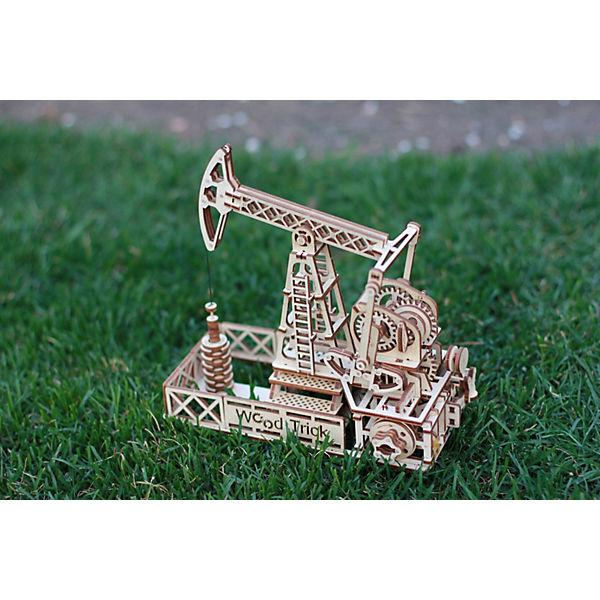 "Сборная модель Wood Trick ""Нефтяная Вышка"""