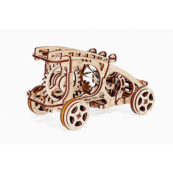 """Сборная модель Wood Trick """"Багги"""""""