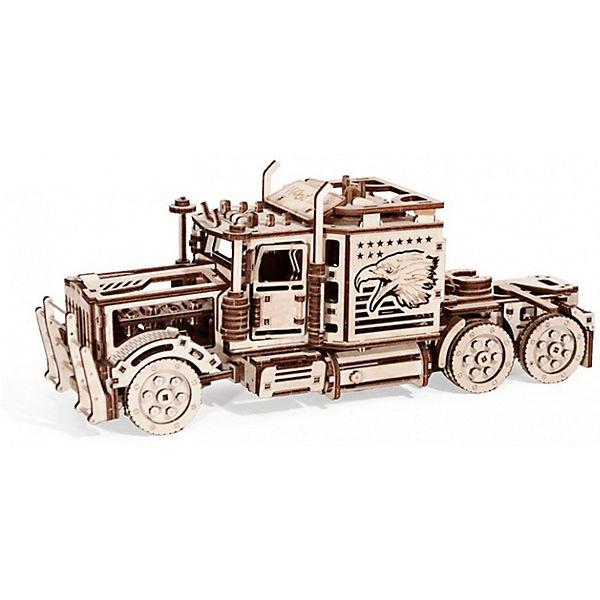 """Сбоная модель  Wood Trick """"Тягач """"Биг Риг"""""""