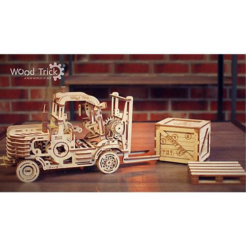 """Сбоная модель  Wood Trick """"Погрузчик"""" от Wood Trick"""