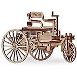 """Сборная модель Wood Trick """"Первый автомобиль"""""""