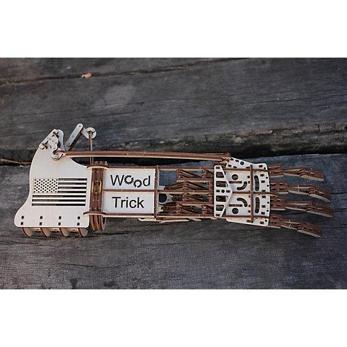 "Сборная модель Wood Trick ""Экзоскелет Руки"" от Wood Trick"