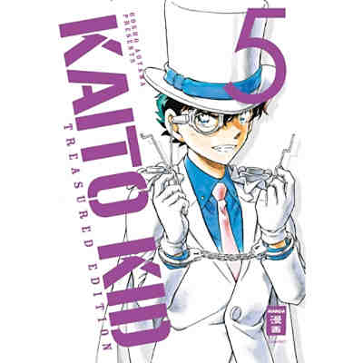Kaito Kid, Treasured Edition, Band 5