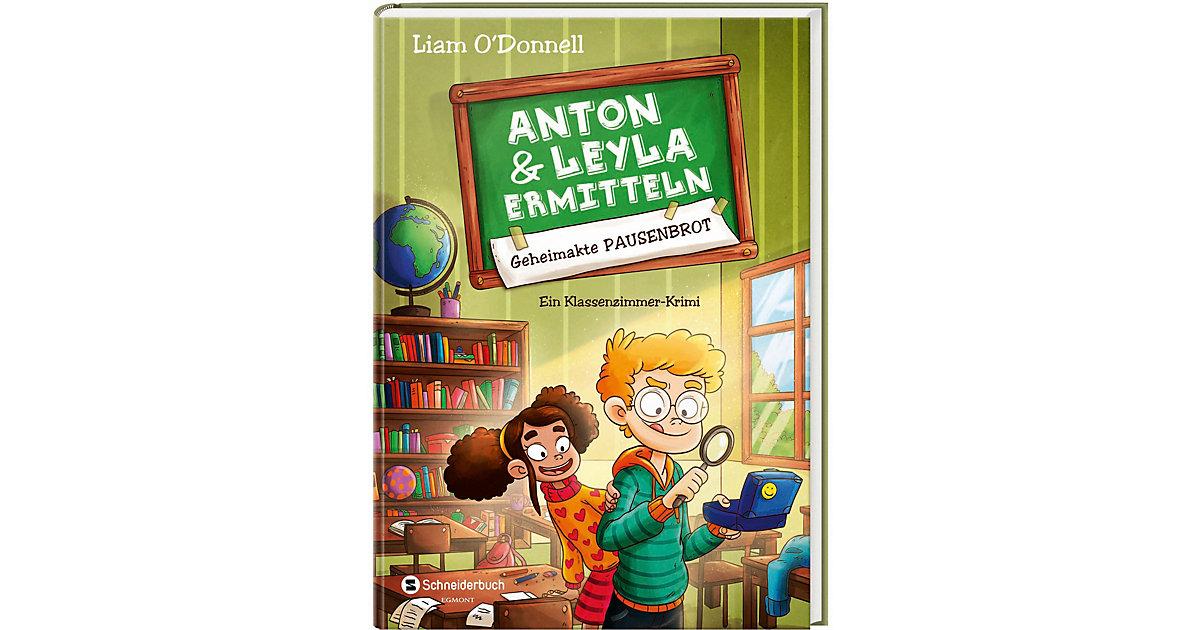 Anton und Leyla ermitteln: Geheimakte Pausenbro...