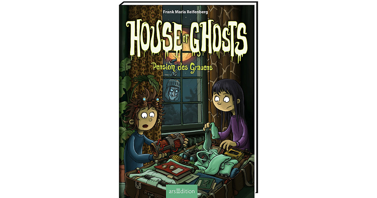 House of Ghosts: Pension des Grauens, Band 3