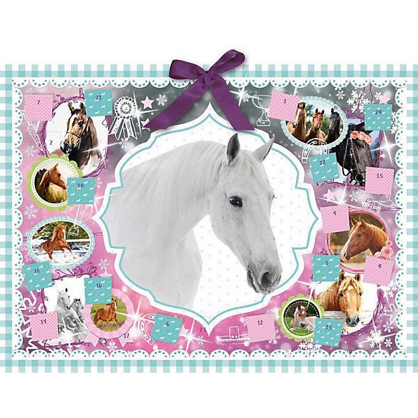 Pferde Weihnachtskalender.Zauber Der Pferde Adventskalender Arsedition Verlag