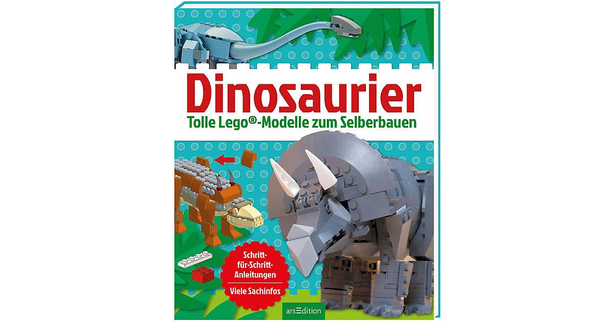 Dinosaurier - Tolle Lego-Modelle zum Selberbauen